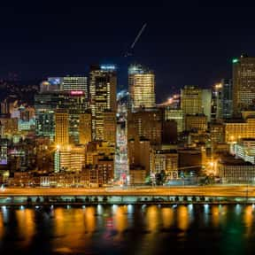 Pittsburgh is listed (or ranked) 5 on the list The Best US Cities for Millennials
