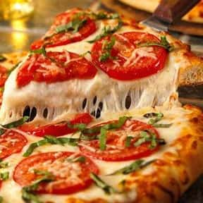 Pizza is listed (or ranked) 18 on the list The Best Things To See At A Buffet