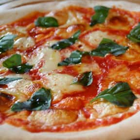 Pizza is listed (or ranked) 1 on the list The Most Delicious Foods in the World