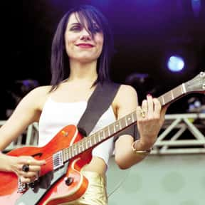 PJ Harvey is listed (or ranked) 4 on the list The Best Female Indie Artists & Female-Fronted Bands