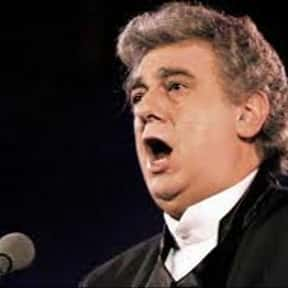 Plácido Domingo is listed (or ranked) 15 on the list The Greatest Living Opera Singers