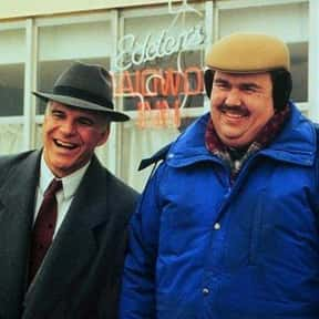 Planes, Trains and Automobiles is listed (or ranked) 2 on the list The Best Movies About Thanksgiving, Ranked