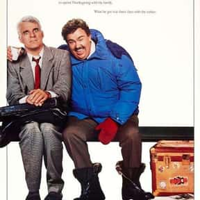 Planes, Trains and Automobiles is listed (or ranked) 2 on the list The Absolute Funniest Movies Of All Time