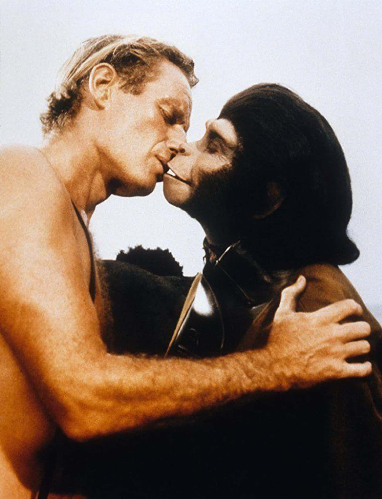 Planet Of The Apes (1968) is listed (or ranked) 1 on the list If Someone Tells You They've Seen These Sci-Fi Movies, They're Probably Lying To You
