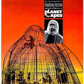Planet of the Apes is listed (or ranked) 10 on the list The Best Time Travel Movies