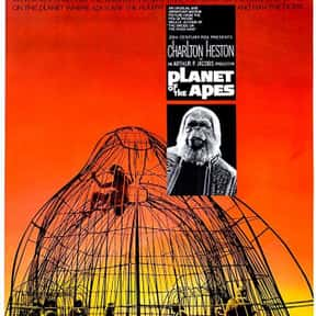 Planet of the Apes is listed (or ranked) 1 on the list The Best Sci-Fi Movies of the 1960s