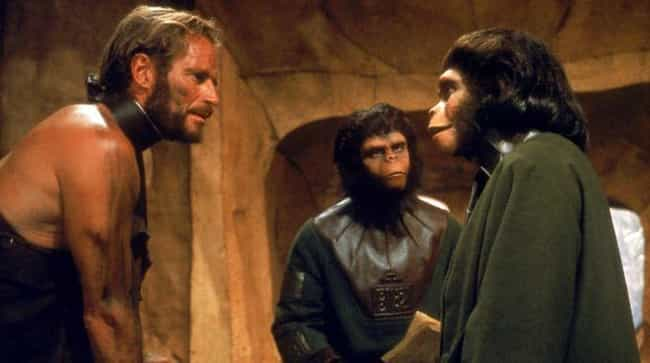 Planet of the Apes is listed (or ranked) 2 on the list The 14 Most Scientifically Accurate Sci-Fi Movies