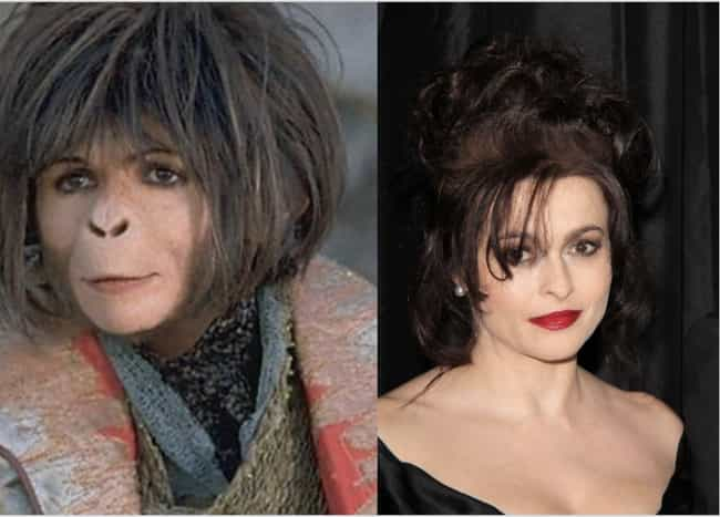 Planet of the Apes is listed (or ranked) 2 on the list Here Are All Of Helena Bonham Carter's Most Dramatic Character Transformations