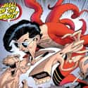 Plastic Man is listed (or ranked) 19 on the list Comic Book Characters That Need Their Own Movie