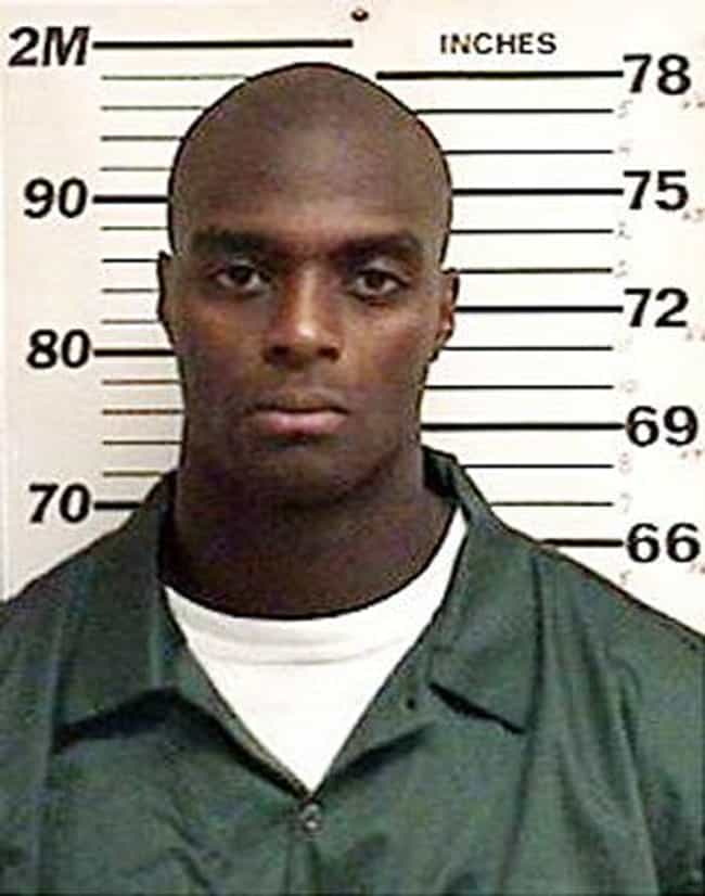 Plaxico Burress is listed (or ranked) 4 on the list The Dumbest Professional Athletes