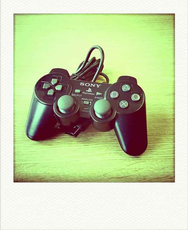 PlayStation is listed (or ranked) 3 on the list The Best Video Game System Controllers Ever