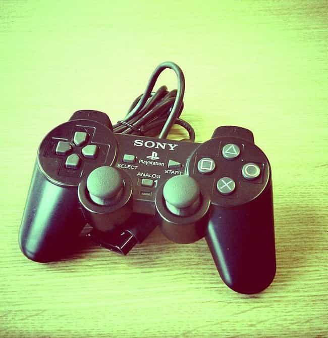 PlayStation is listed (or ranked) 1 on the list The Best Video Game System Controllers Ever