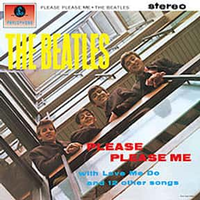 Please Please Me is listed (or ranked) 15 on the list The Best Debut Albums of All Time, Ranked