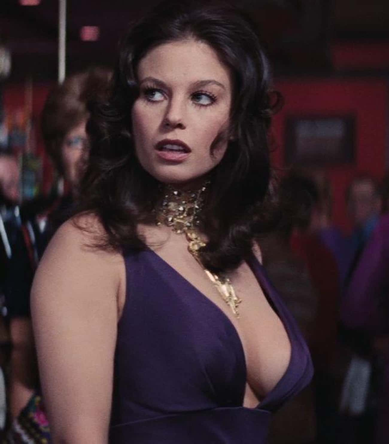 Plenty O'Toole is listed (or ranked) 2 on the list The Most Attractive Bond Girls, Ranked