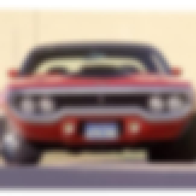 Plymouth Road Runner is listed (or ranked) 5 on the list The Best Muscle Cars
