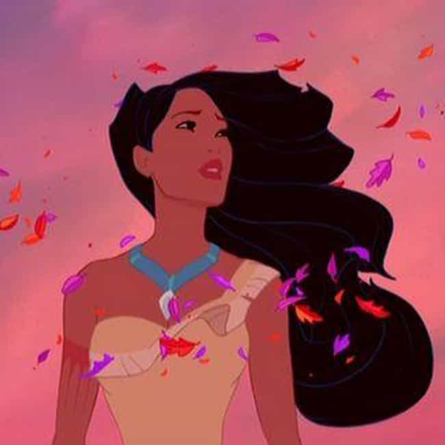 Pocahontas is listed (or ranked) 4 on the list Historical Figures That Hollywood Got Wrong