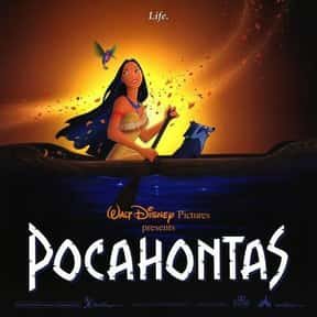 Pocahontas is listed (or ranked) 21 on the list The Best Disney Animated Movies