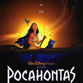 Pocahontas is listed (or ranked) 15 on the list The Best Princess Movies