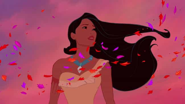 Pocahontas is listed (or ranked) 3 on the list The Least Accurate Movies About Historical Figures