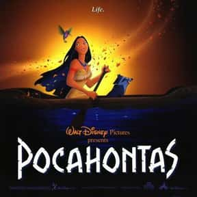 Pocahontas is listed (or ranked) 12 on the list The Best '90s Cartoon Movies
