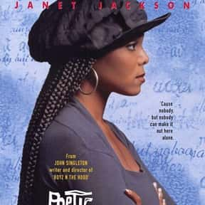 Poetic Justice is listed (or ranked) 12 on the list The Best Hood Movies