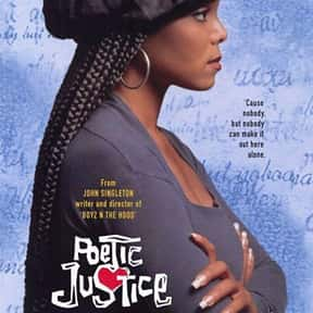 Poetic Justice is listed (or ranked) 15 on the list The Very Best Movies About Life in the Ghetto
