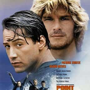 Point Break is listed (or ranked) 23 on the list The Best Thriller Movies of the 1990s