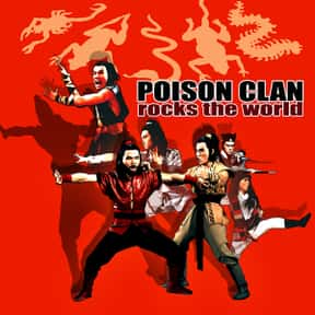 Poison Clan is listed (or ranked) 12 on the list The Best Miami Bass Groups/Artists