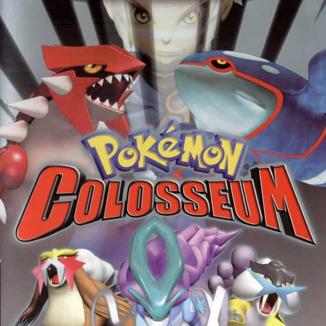 Pokémon Colosseum... is listed (or ranked) 3 on the list The Best Pokémon Console Games, Ranked