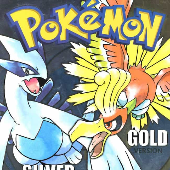 Pokémon Gold and Silver is listed (or ranked) 4 on the list The Best Pokémon Game Boy Games, Ranked