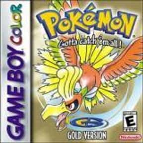 Pokemon Gold Version is listed (or ranked) 10 on the list The 100+ Best Video Games of All Time, Ranked by Fans