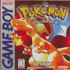Pokemon Red Version is listed (or ranked) 2 on the list The 100+ Best Video Games of All Time, Ranked by Fans