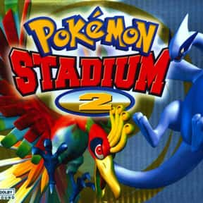 Pokémon Stadium 2 is listed (or ranked) 9 on the list The Best Nintendo 64 RPGs
