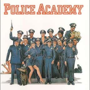 Police Academy is listed (or ranked) 7 on the list The Best Cop Movies of the 1980s