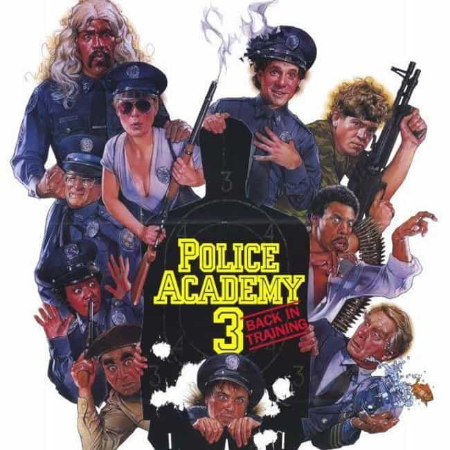 Police Academy 3: Back in Trai... is listed (or ranked) 2 on the list The Best Police Academy Movies