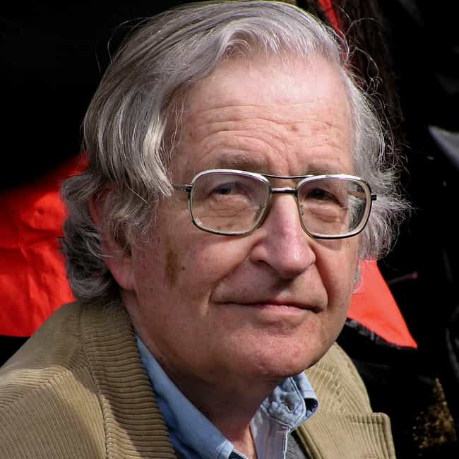 Noam Chomsky is listed (or ranked) 4 on the list The Greatest Modern Day Renaissance Men