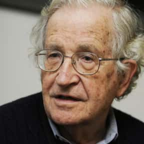 Noam Chomsky is listed (or ranked) 7 on the list Famous University Of Pennsylvania Alumni