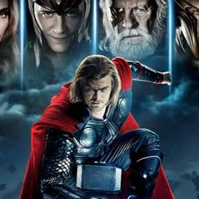 Thor (2011) is listed (or ranked) 4 on the list The Best Thor Versions Of All Time