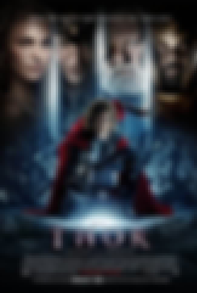 Thor is listed (or ranked) 4 on the list A Film-By-Film Breakdown Of Why The Marvel Cinematic Timeline Makes No Sense