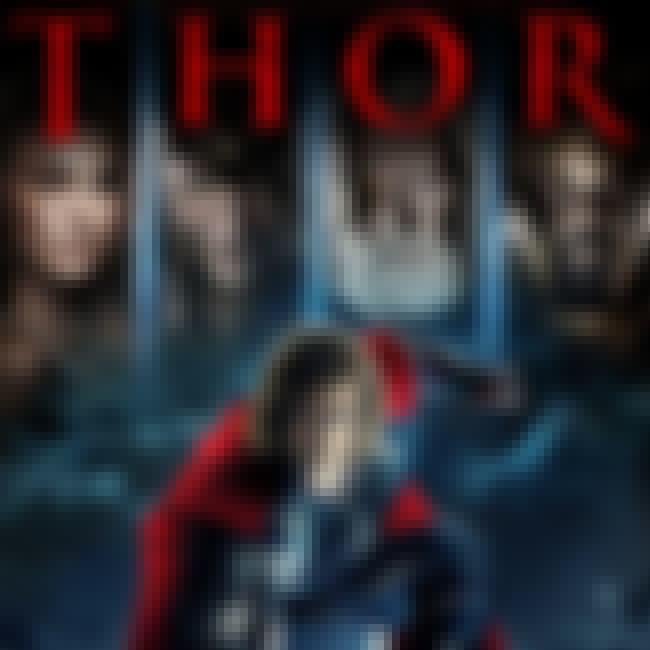 Thor is listed (or ranked) 1 on the list The Best Jaimie Alexander Movies