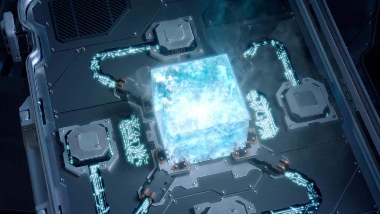 'Thor': The Space Stone Shows Up In A Post-Credits Sequence