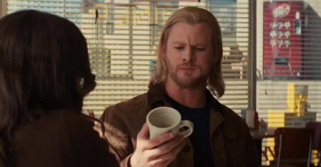 Thor is listed (or ranked) 4 on the list Deleted Scenes That Would've Totally Changed A Movie's Main Character
