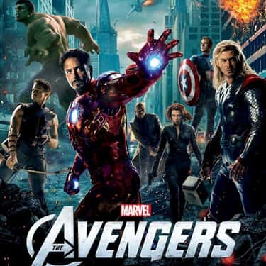 The Avengers is listed (or ranked) 2 on the list The Very Best Geeky Shows & Movies, Ranked
