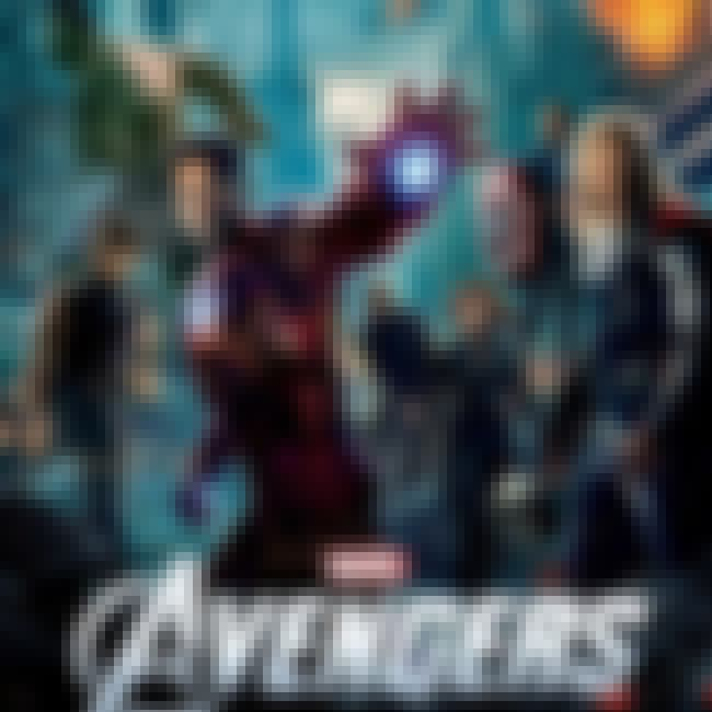 The Avengers is listed (or ranked) 2 on the list The Worst Comic Book Movie Posters