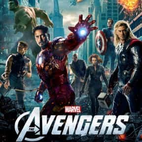 The Avengers is listed (or ranked) 2 on the list The Best Robert Downey Jr. Movies