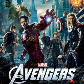 The Avengers is listed (or ranked) 9 on the list The Best Movies Based on Marvel Comics