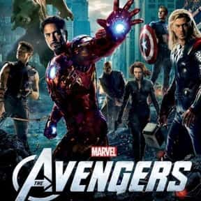 The Avengers is listed (or ranked) 3 on the list The Highest-Grossing PG-13 Rated Movies Of All Time