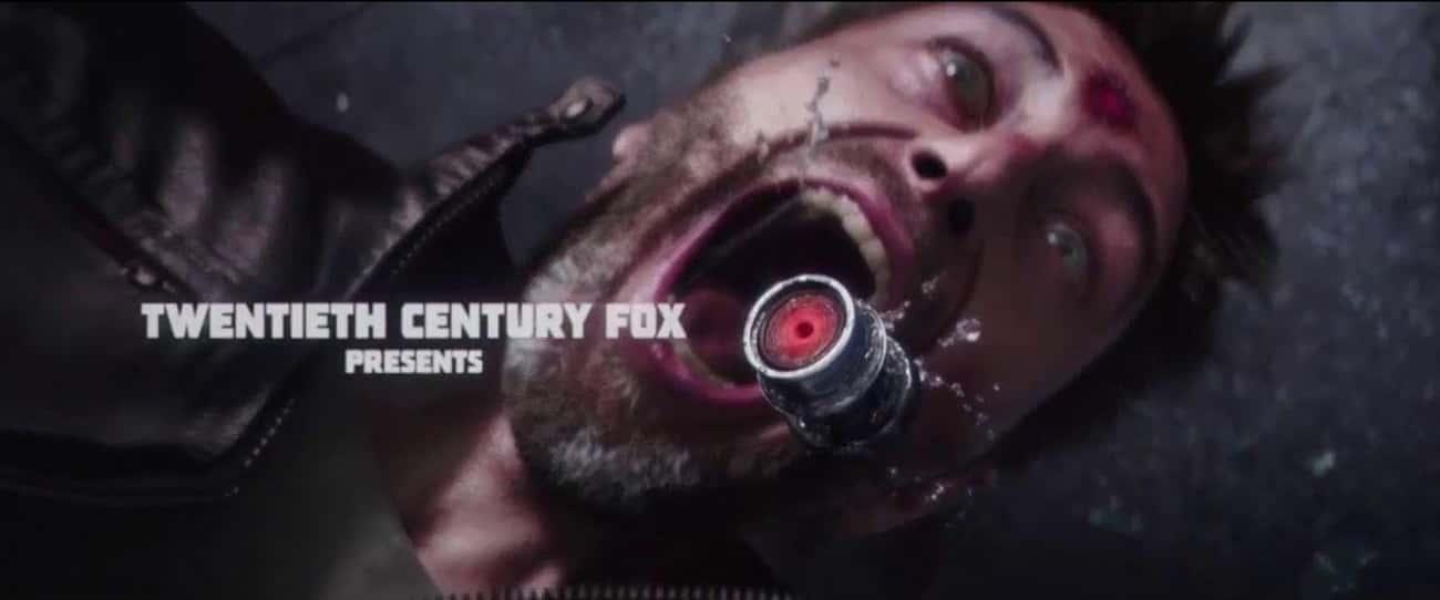 'Deadpool' - Opening Credits