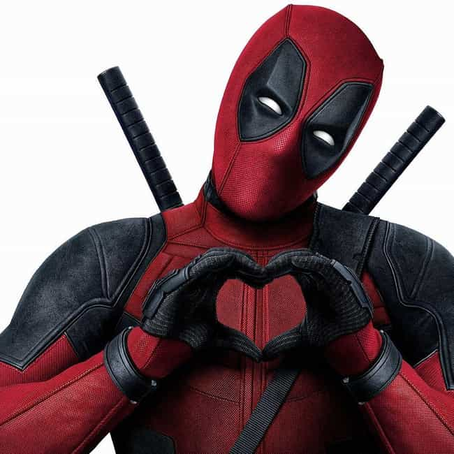 Deadpool is listed (or ranked) 2 on the list American Movies That Will Never Be Shown in China