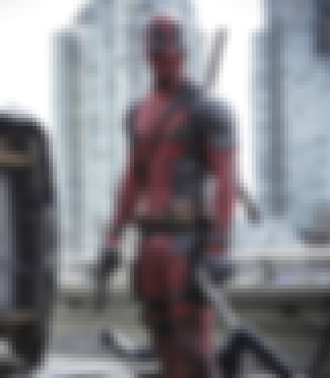 Deadpool is listed (or ranked) 1 on the list The Best Marvel Costume Adaptations Ever